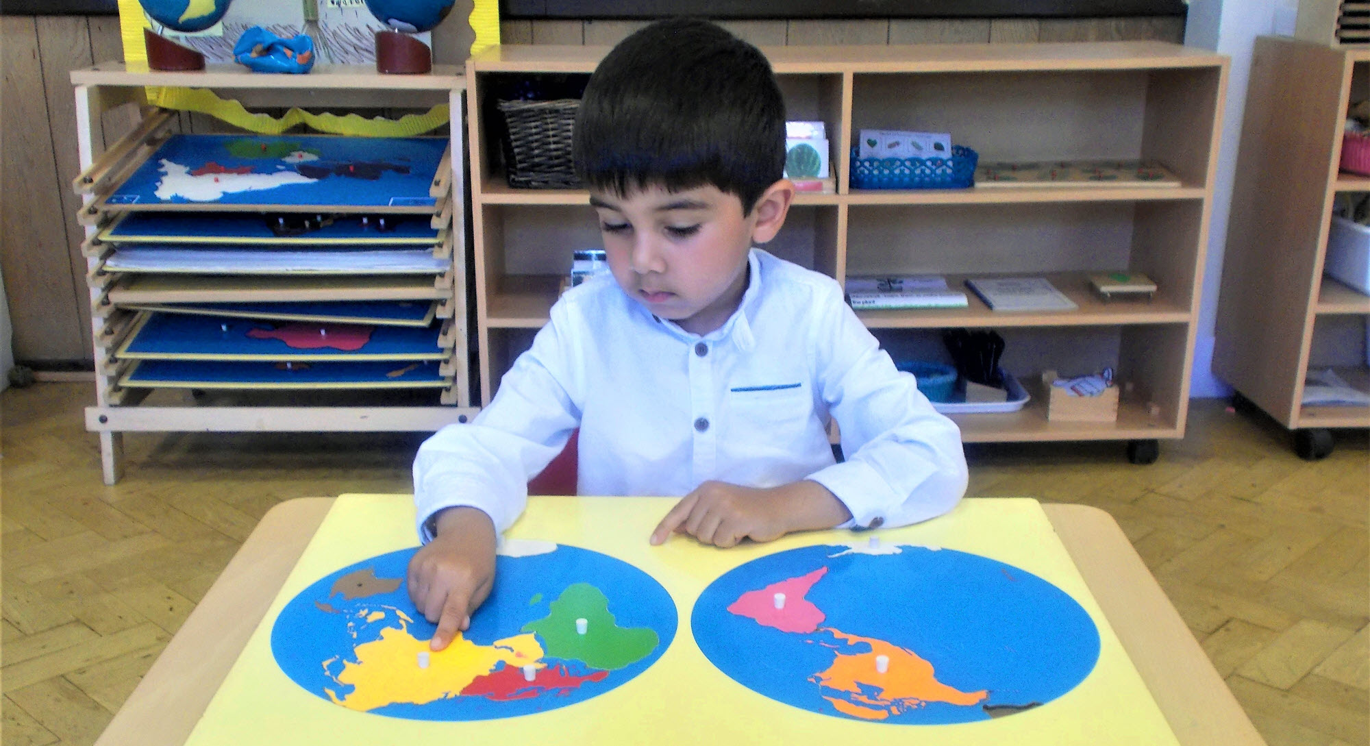A leader in Montessori preschool education