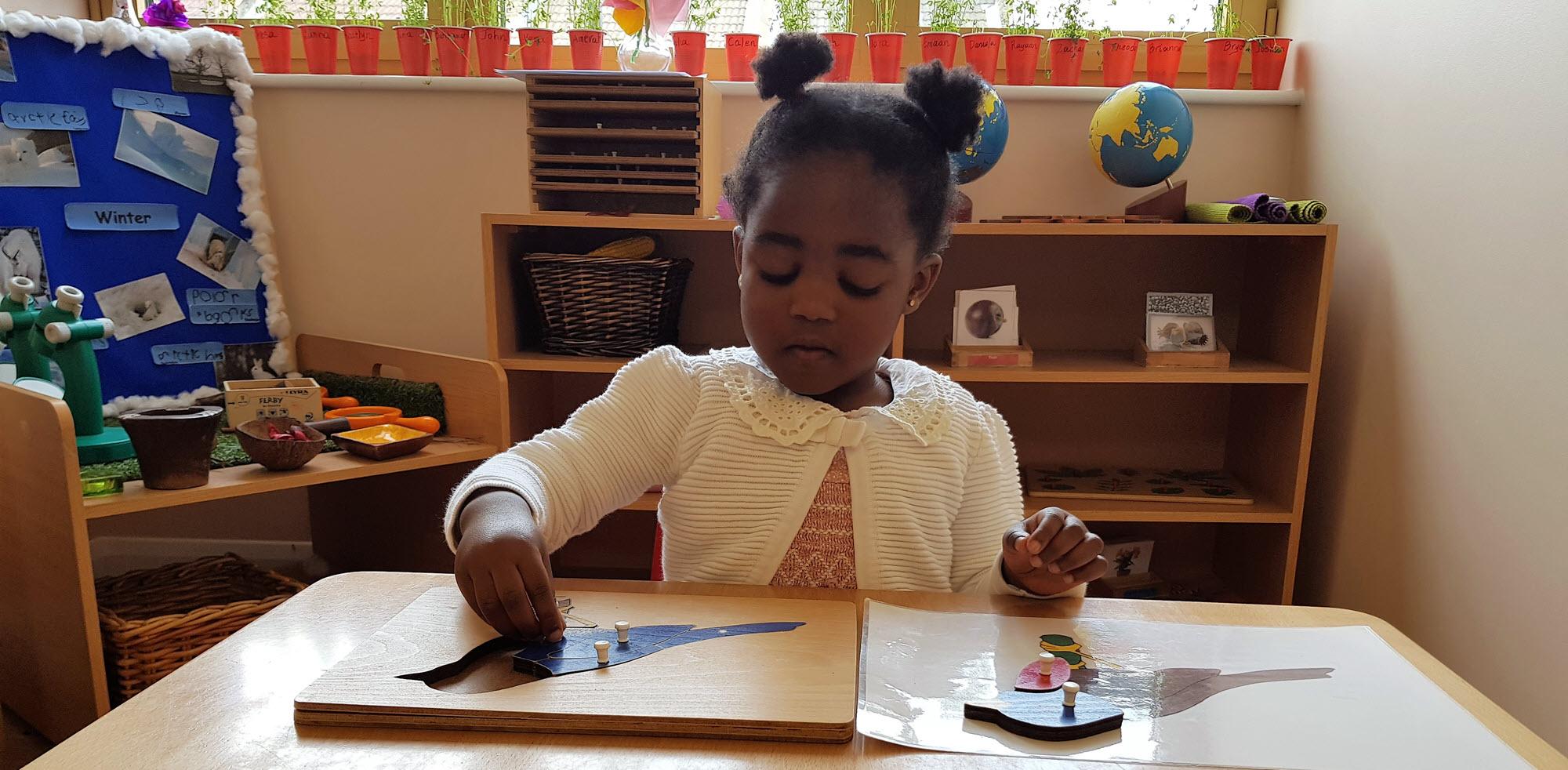 A leader in Montessori preschool education